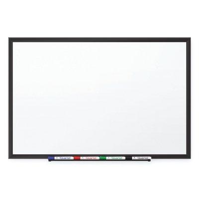 (QRT2544B - Porcelain Magnetic Whiteboard - Quartet Total Erase Magnetic Board - Each)