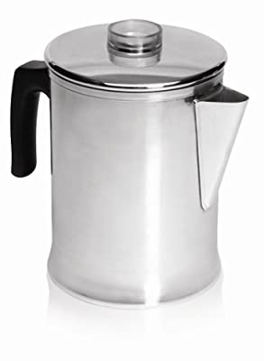 Imusa Aluminum Coffee Percolator by Imusa USA
