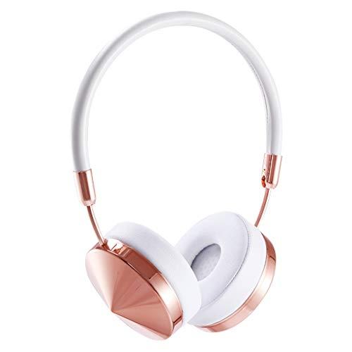 Shuihua-yxej HiFi Auricular Bluetooth Auricular Subwoofer Auricular inalámbrico, Micrófono con cinturón Deportivo Puede...