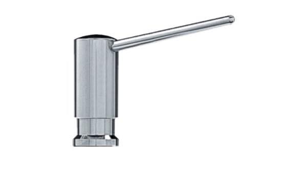 Franke Novita 0.25L Acero inoxidable - Dispensador de jabón: Amazon.es: Bricolaje y herramientas