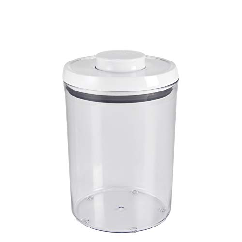 Cookie Cylinder - OXO Good Grips Airtight POP Round Canister (3.0 Qt)