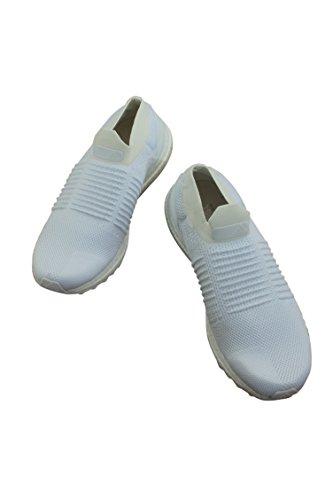 Adidas Mens Ultraboost Laceless Hardloopschoen Ftwwht, Ftwwht, Talk