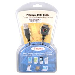 Palm Treo 600 USB 2-in-1 Data Sync & Charger Cable ()