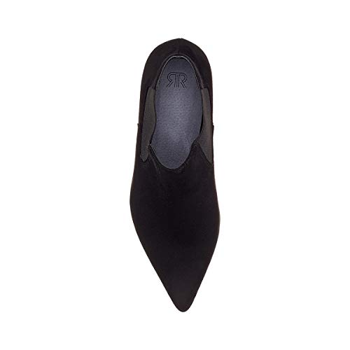 Nero Donna Medio Punta Tacco A Da La Collections Redoute Boots qwEWafza