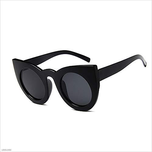 Techecho Frame Sunglasses Cool UV Protection Sunglasses for Women Dark Lens Driving Sunglasses (Color : White) for $<!--$22.56-->