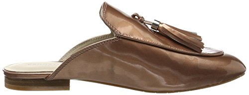 Kenneth New Mule Women's Nude Slip Patent York Cole Tassels Whinnie 5rTq51