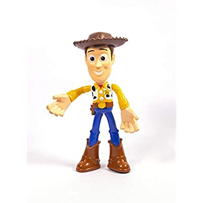 Disney Toy Story 4 Flextreme Bendable Figures 7