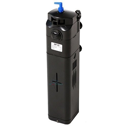 Sun 13W UV Sterilizer Adjustable Pump Filter 150 gal Aquarium Fish Tank from Sunsun