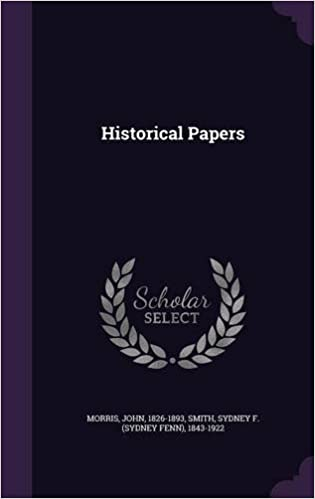 Book Historical Papers