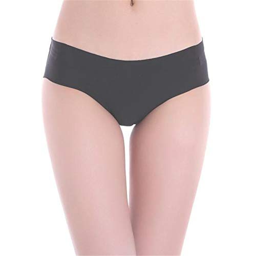 - Lady Spring Special Style Clothes,Women Invisible Underwear Thong Cotton Spandex Gas Seamless Crotch M/L
