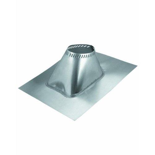 Selkirk Metalbestos 8T-AF6 8-Inch Stainless Steel Adjustable Flashing SELKIRK INC