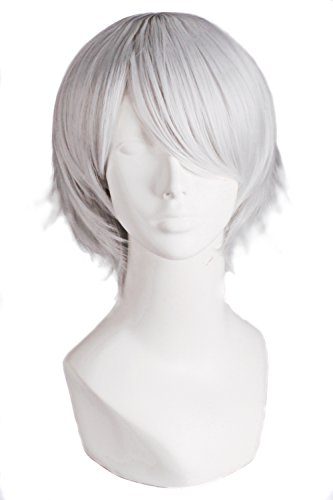 MapofBeauty Brand New Short Straight Wigs Hot Cosplay Wigs