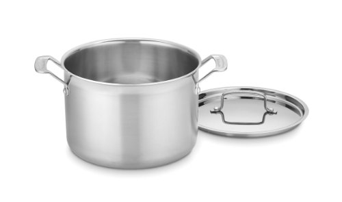 8 stainless steel pot - 3