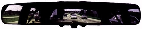 20/20 Vision Panoramic Rear View Mirror - 17 inches (Panoramic Vision Inc compare prices)