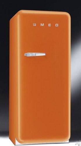 SMEG(スメッグ) イタリア 高級冷蔵庫 オレンジ FAB28JOR 正規輸入品!   B004NN8W9Q