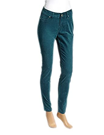 Amazon.com: Silver Jeans Women's Suki Skinny Colored Pants: Clothing