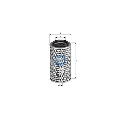 Ufi Filters 27.168.00 Air Filter: Automotive
