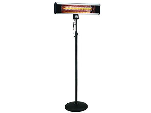 Traedgard® Infrarot Stand Heizstrahler Tinnum 1800 Watt, 64586