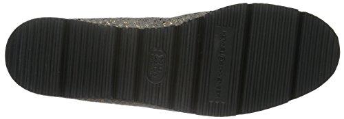 Kennel und Schmenger Schuhmanufaktur Malu X, Mocasines para Mujer Marrón - Braun (bronce Sohle schwarz 362)