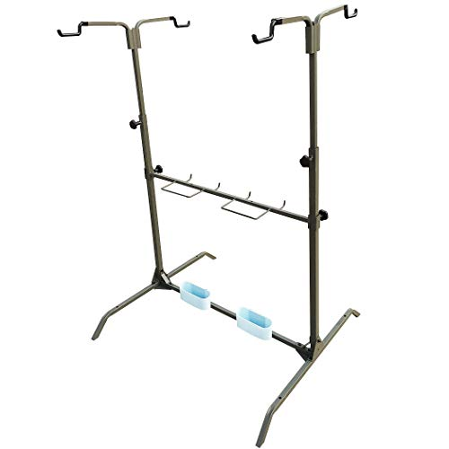 Highwild Compound Bow and Accessories Adjustable Holder Arrow Stand Multi-Function Hanger Rack