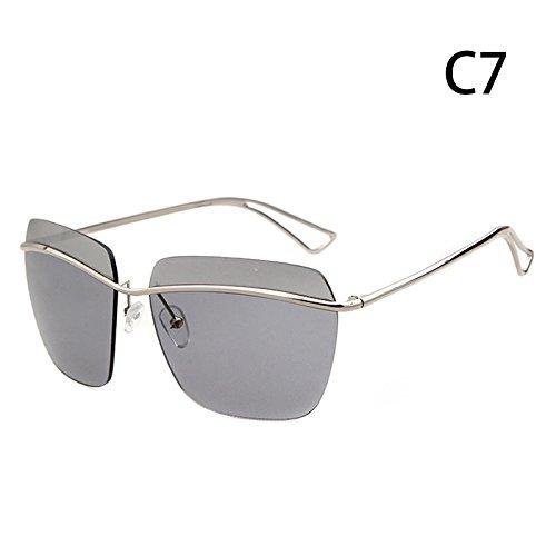 Accesorios Damas ZHANGYUSEN de G UV gafas de mujer Gafas C exteriores hombres protección de sol Moda 4w714