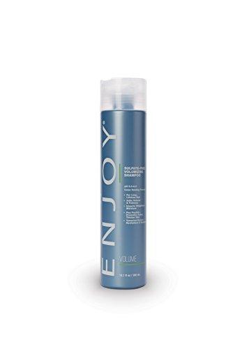 Enjoy Sulfate - Free Volumizing Shampoo, 10.1 fl. oz.