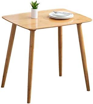 Csq Table En Bois Grande Zone Lisse Facile A Nettoyer Table Basse