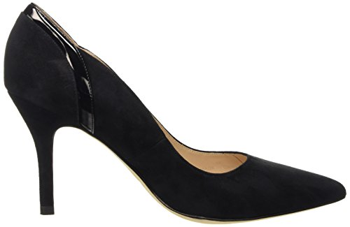 Shoes Pennyblack with Women's Toe Black Closed Nero Heeled Serra nnxgwPqC7A