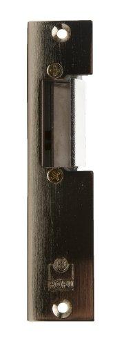 Satin Faille - Rofu 3401-06 US4 Standard Duty Fail Safe Series, 12V DC, Satin Brass, 1 1/4