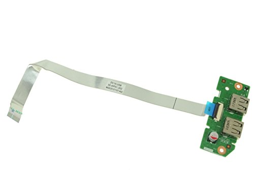 08C9P - Dell Inspiron N5040 / N5050 / 3520 USB IO Circuit Board with Cable- 08C9P