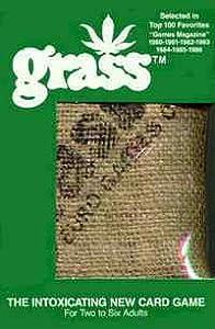 grass card game australia