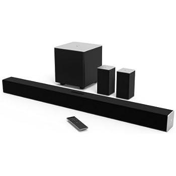 Amazon Com Vizio Sb3851 C0 38 Inch 5 1 Channel Sound Bar