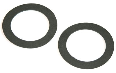 (2 Pieces E-4-7) Compatible With 1964-1974 GM Disc Brake Spindle Backing Plate Gasket Washer