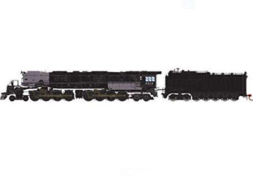 Athearn ATH22998 N 4-8-8-4 Big Boy Oil Tender, UP #4014