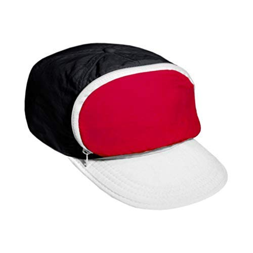 Cap-sac Fanny Pack hat for Your Head -