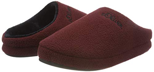 21 5 para Comb Rojo Mujer 508 s Oliver 5 27101 Mules 508 Wine O5qqI0w