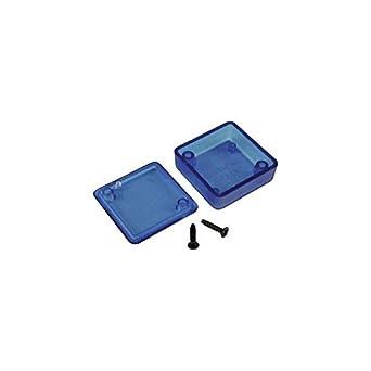 Hammond 1551ptbu Translucent Blue Abs Plastic Project Box