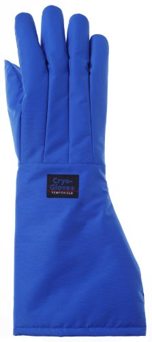 Cryo-Gloves EBM Cryogenic Gloves, Elbow Length Length, Medium by Tempshield