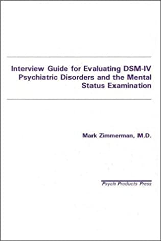 interview guide for evaluating dsm iv psychiatric disorders and the rh amazon com