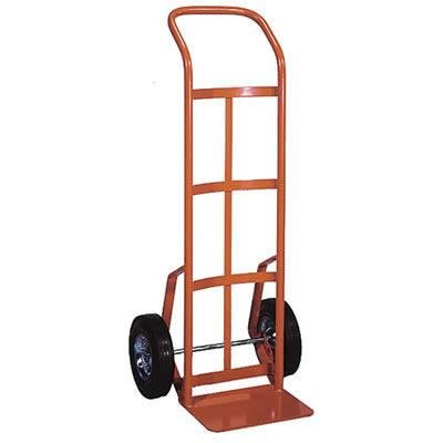 Wesco Industrial Products 210046 156-Z Steel Continuous Hand Truck, 700 lb. Capacity, 22.5'' Width x 48'' Height x 18.5'' Depth