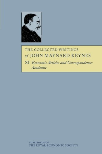 Download The Collected Writings of John Maynard Keynes (Volume 11) pdf