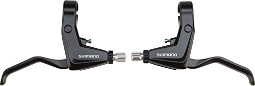 SHIMANO T-Type Bicycle Lever Set - BL-T4000 (Black)