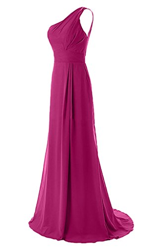 Missdressy - Vestido - plisado - para mujer rosa 54