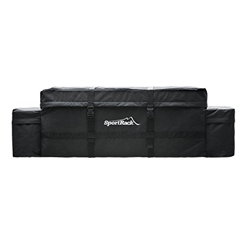 SportRack SR8120 Hitch Basket Bag, Black (Sportrack Basket compare prices)