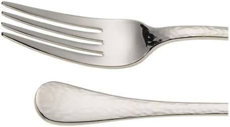 Ginkgo International Lafayette 20-Piece Stainless Steel Flatware Set, Service for 4
