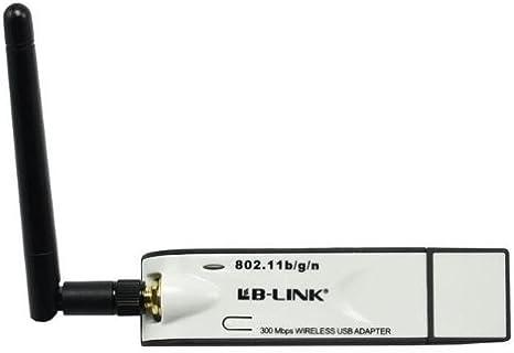 ADAPTADOR WIFI N USB 300 MB Mbps ANTENA Realtek RTL8191 Receptor wireless b/g/n WIFI ADAPTER N 300MBPS Para Internet router wifi