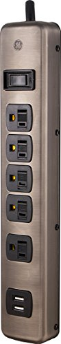 ge low profile surge protector - 5
