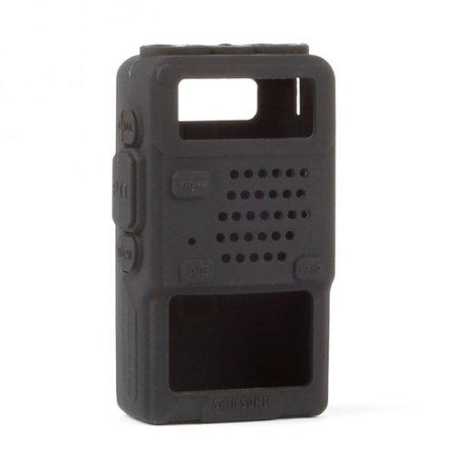 SainSonic Two Way Radio Protection Soft Case for Baofeng UV-