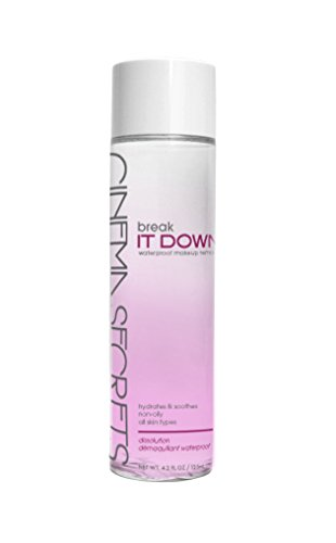 - Break It Down Waterproof Makeup Remover
