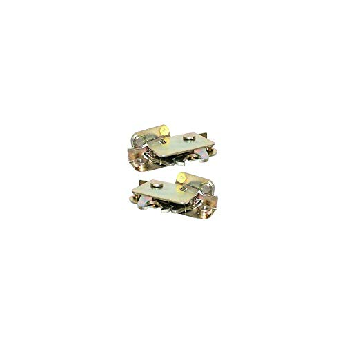 Tailgate Latch compatible with Ford F-Series 97-15/F-Series Super Duty 99-16 Right and Left Side (Set of 2)